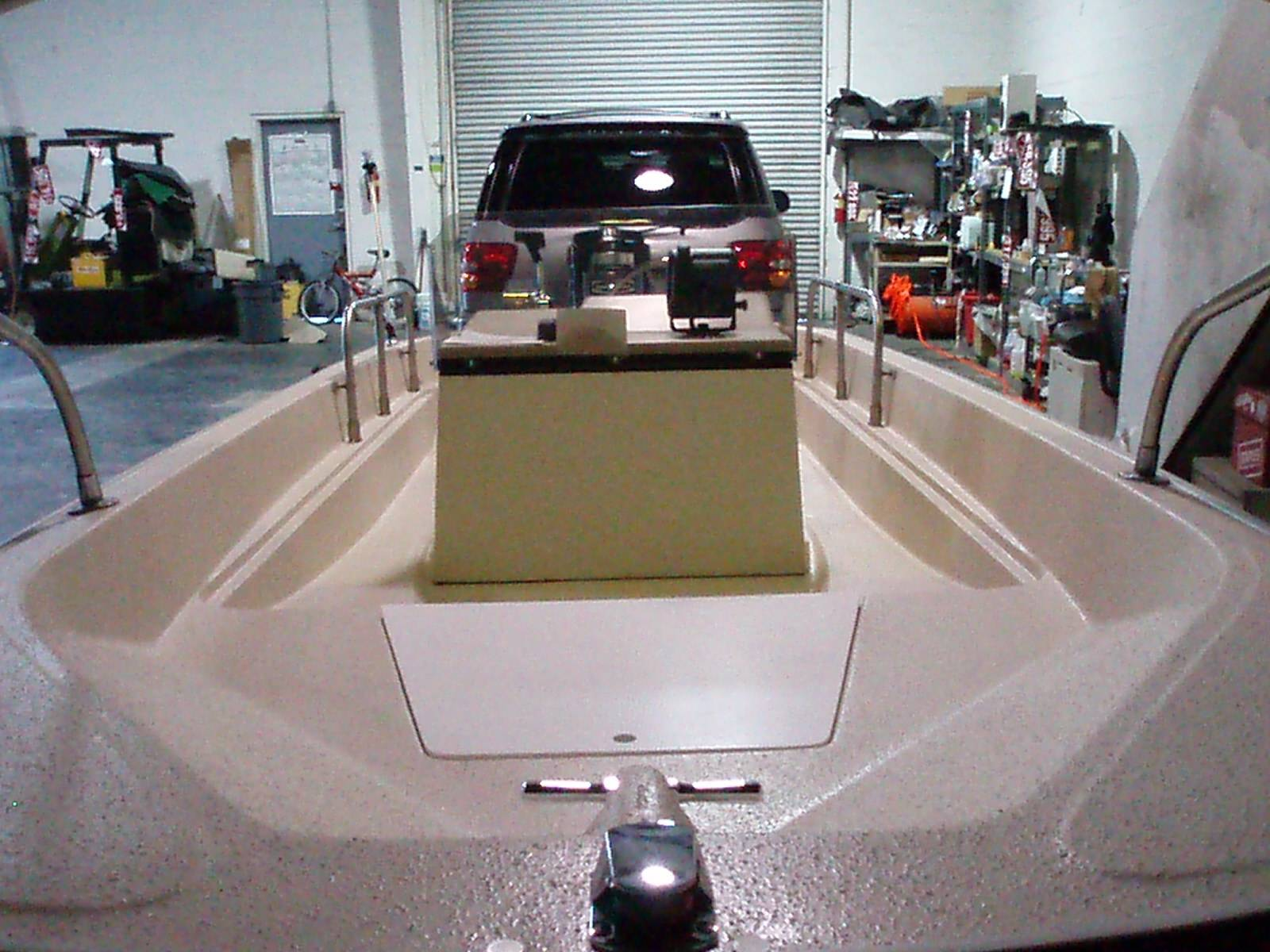 Need Recommendations For Non Skid Coating Saltwater