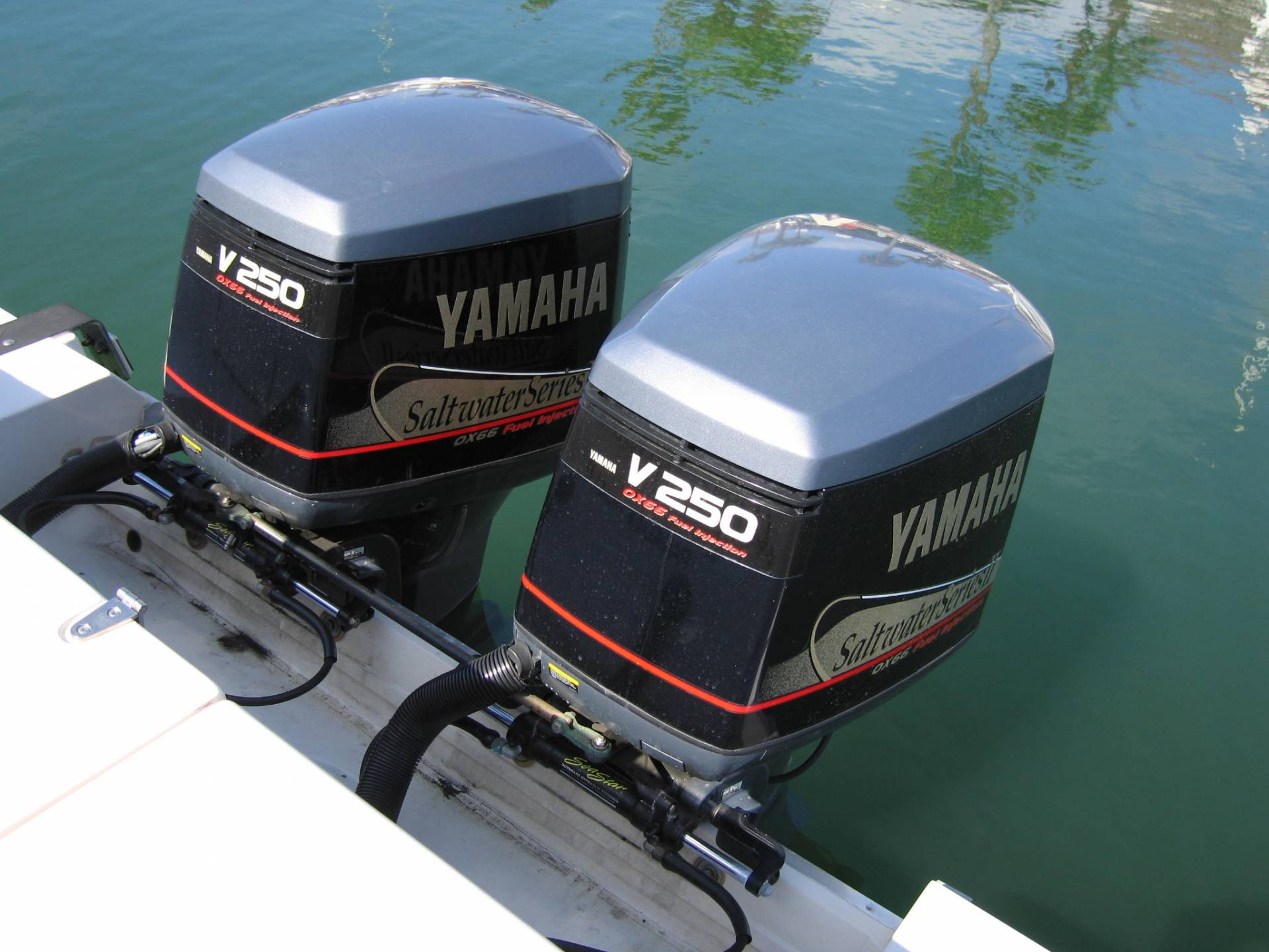 power loss yamaha v250 ox66 bloodydecks