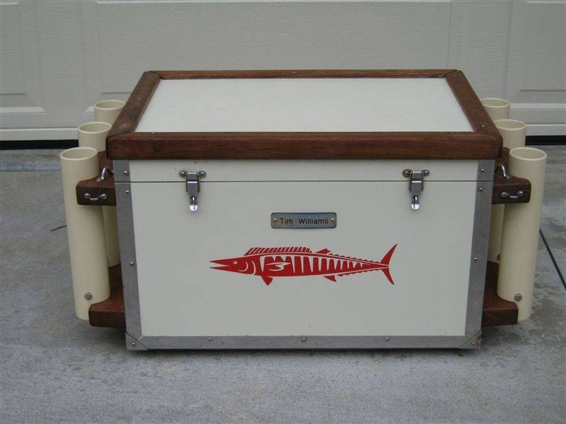 Build a lr tackle box saltwater fishing forums for Best fishing tackle box