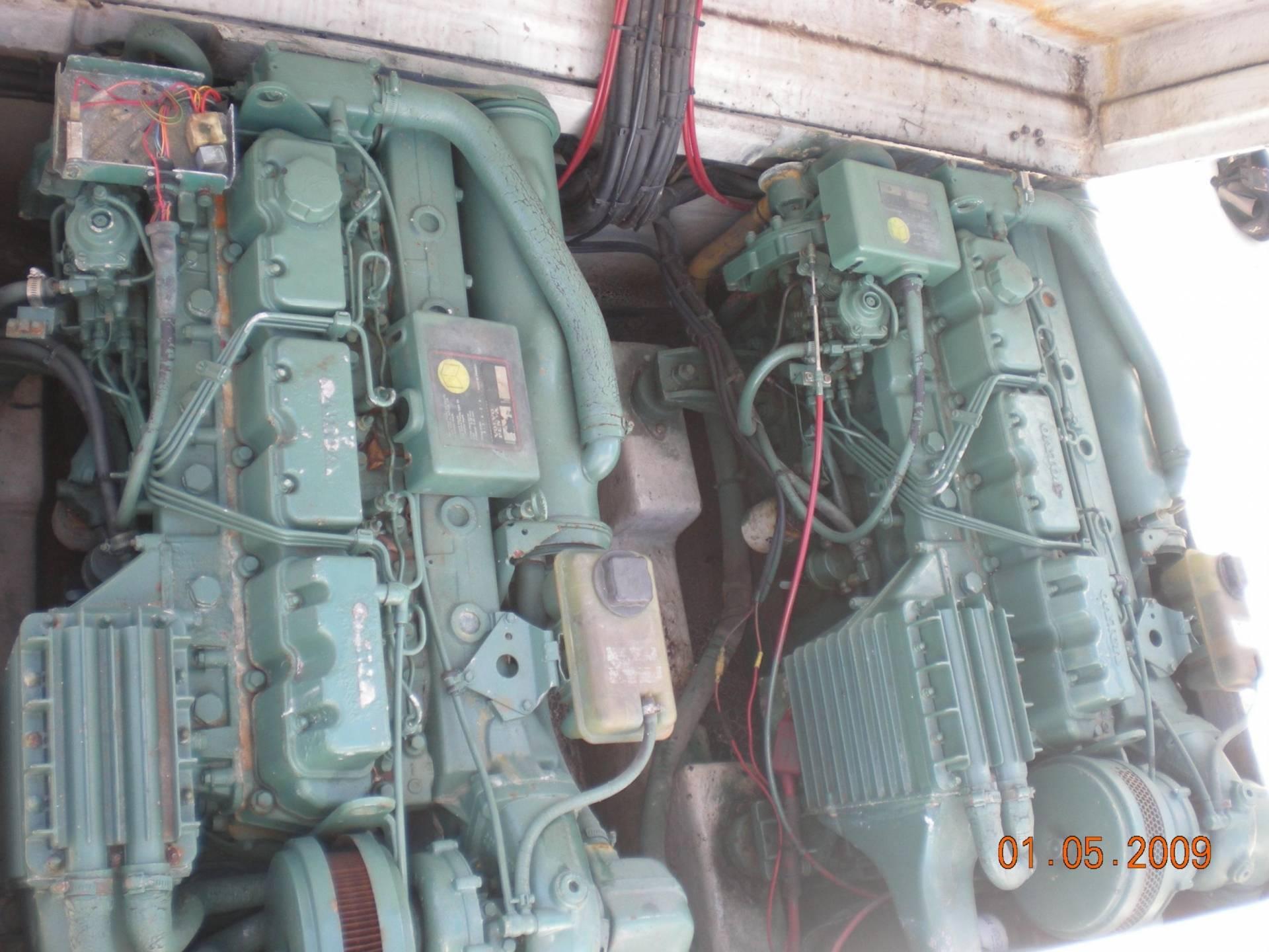volvo tamd 41 b 200hp diesel 200hp bloodydecks rh bdoutdoors com volvo penta tamd 41 a manual Volvo Penta Control Box