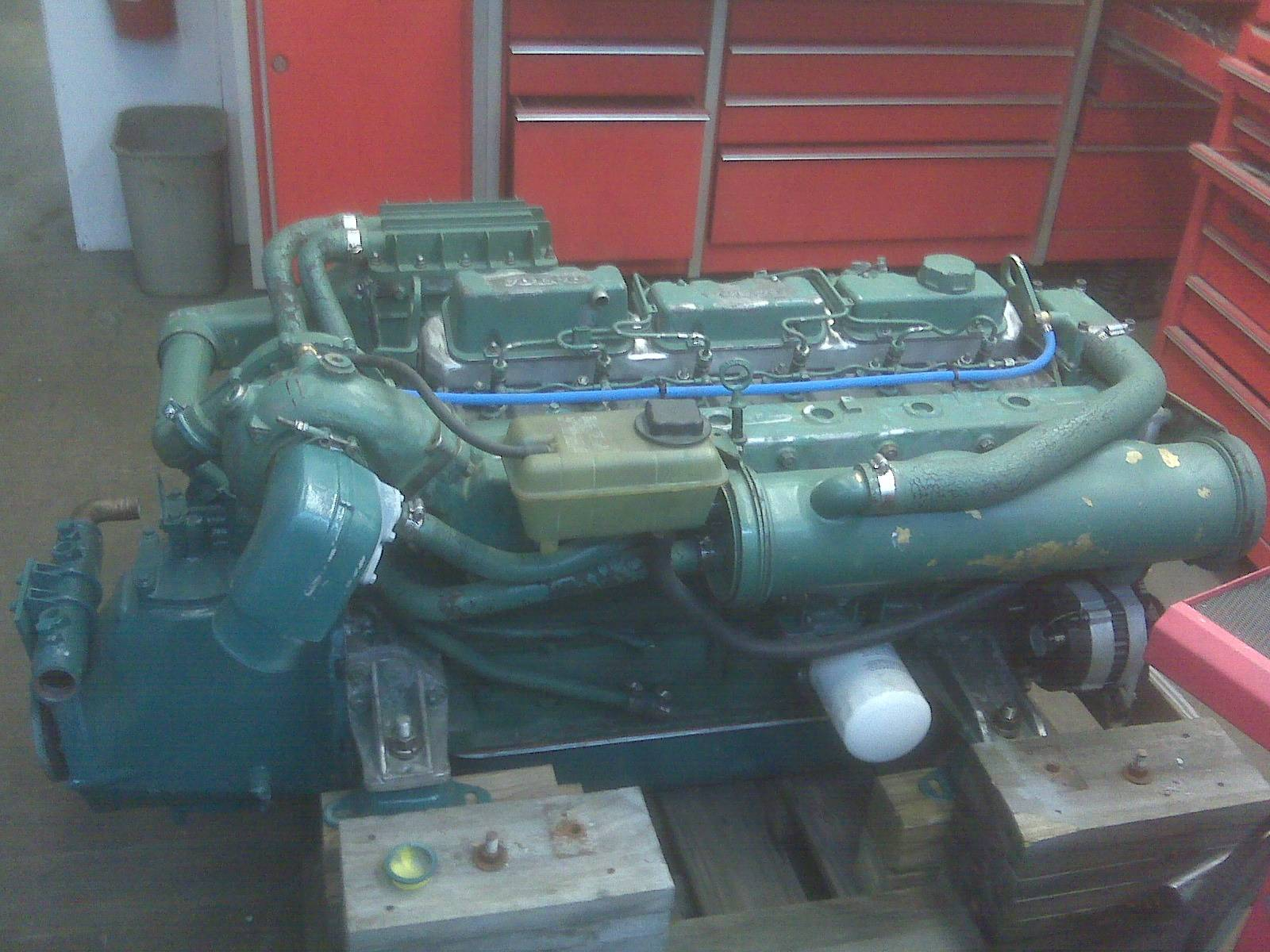 volvo penta tamd41 workshop manual