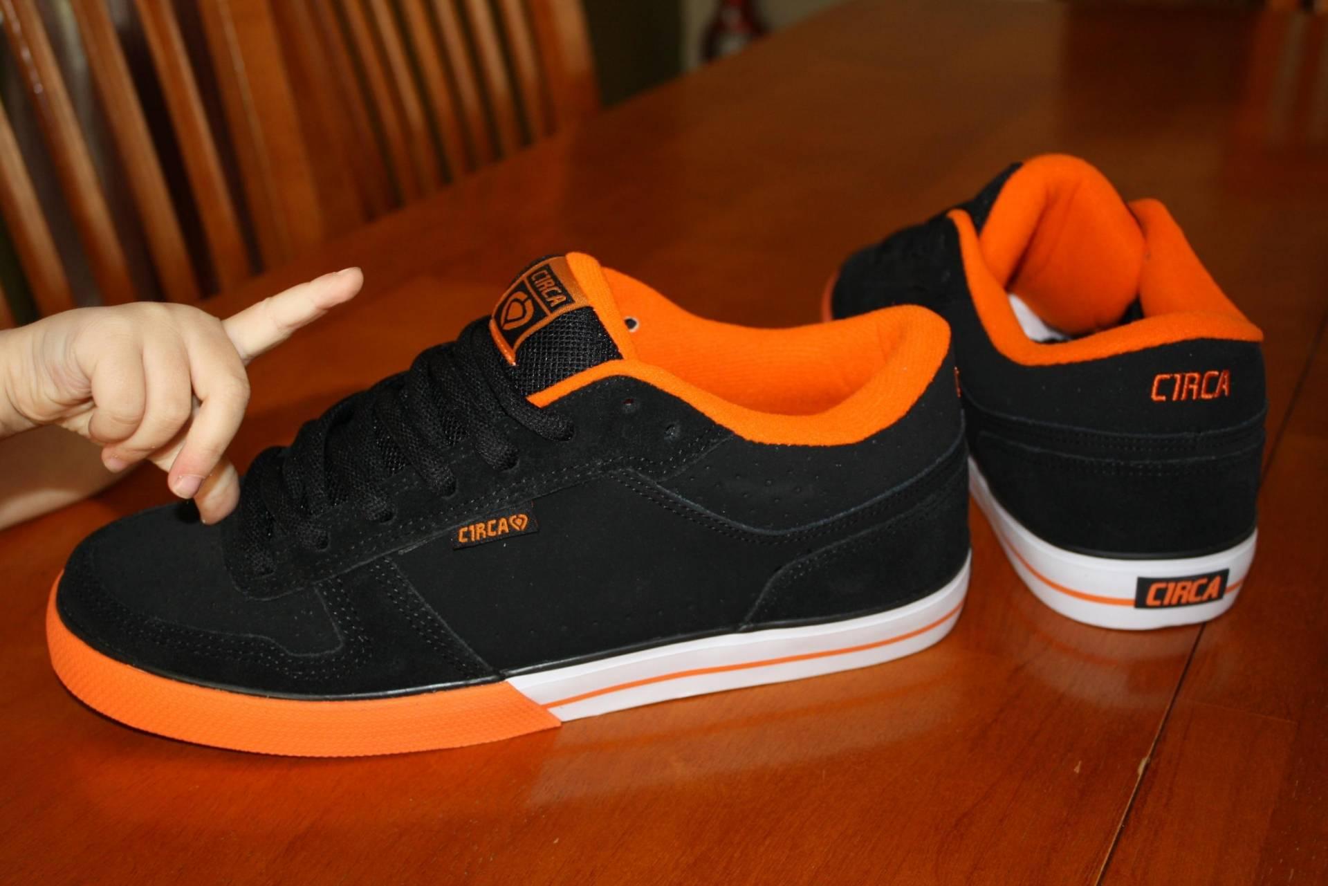 Skate shoes size 9 - File Size 146 9 Kb