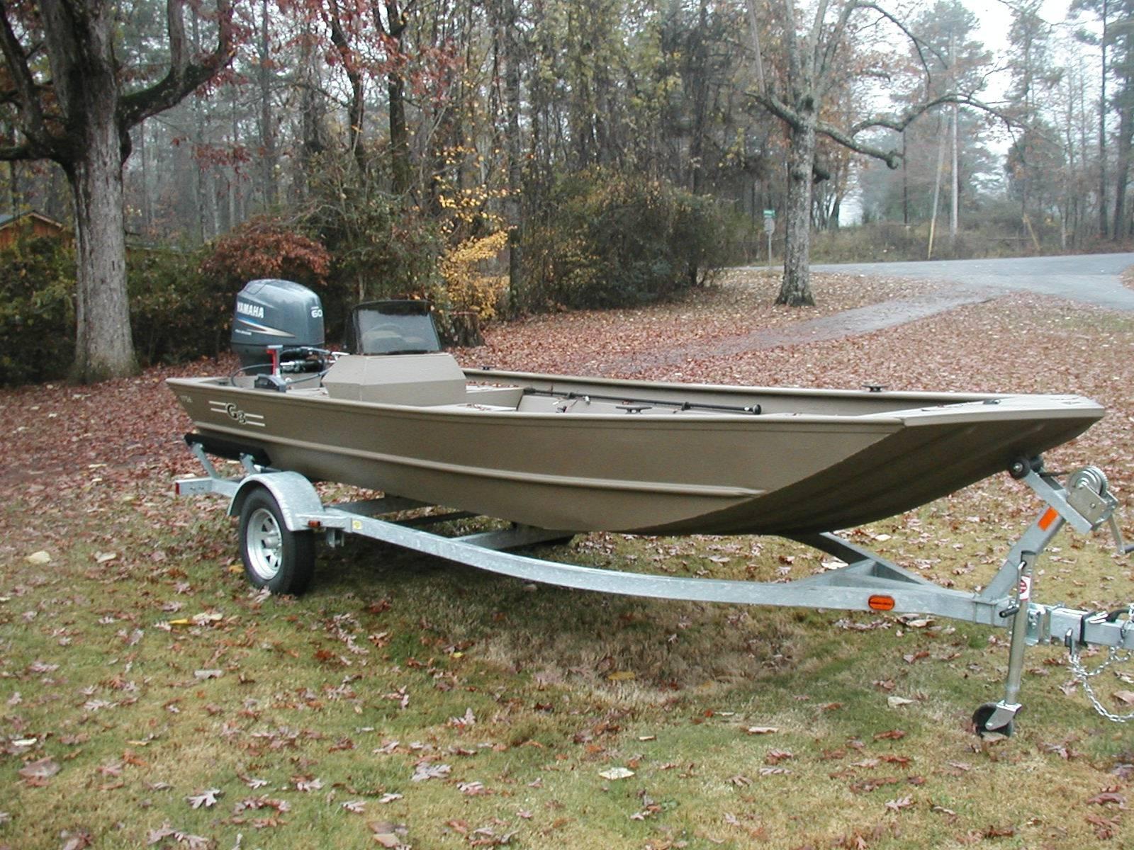 2009 G3 1756 Aluminum Boat 16 10 Quot Bloodydecks
