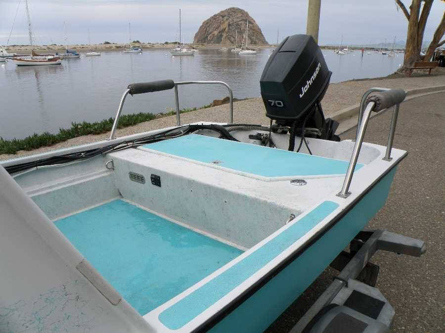 15 39 custom whaler for sale saltwater fishing forums for Best outboard motor for saltwater
