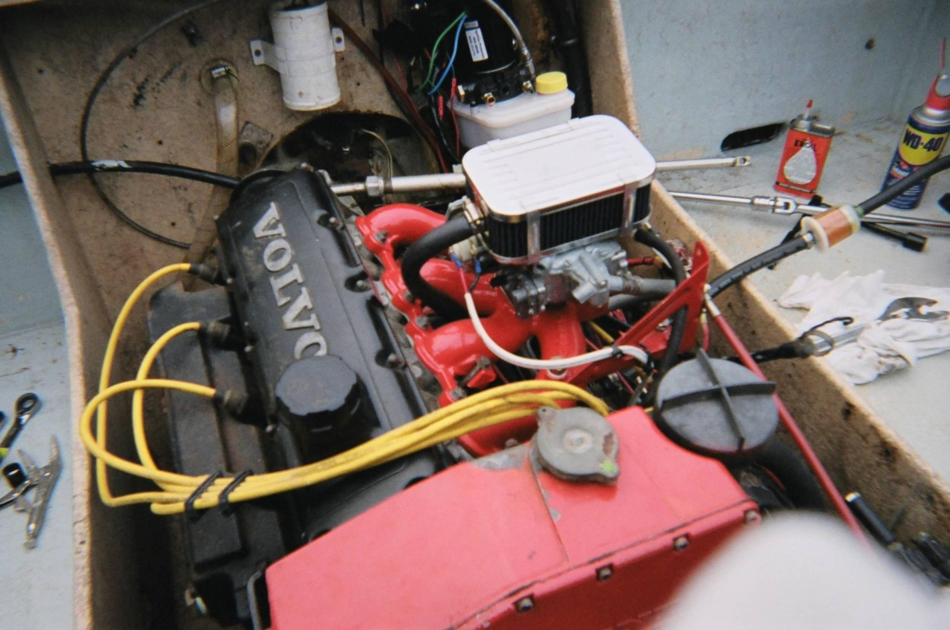 Volvo Penta 250 Running Problem Saltwater Fishing Forums