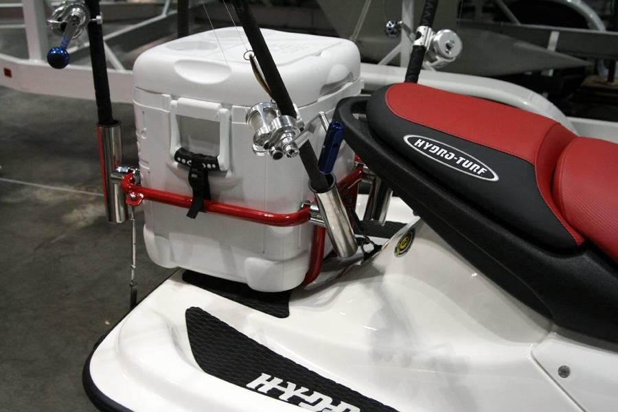 Honda Jet Ski >> Jet Ski Cooler/Rod Rack | Bloodydecks