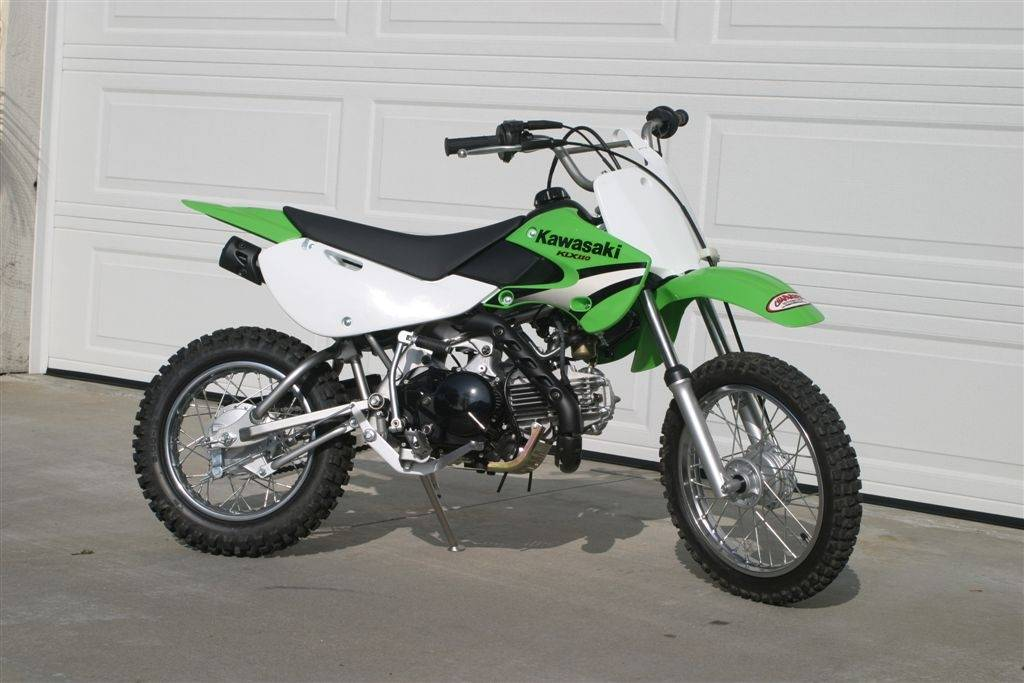 High Performance Kawasaki 110 Pitbike For Sale Bloodydecks
