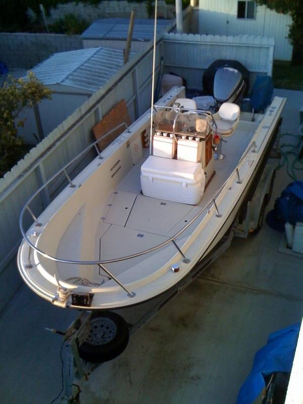 Boston Whaler Boats For Sale >> For Sale 1988 Boston Whaler Outrage 20'   Bloodydecks