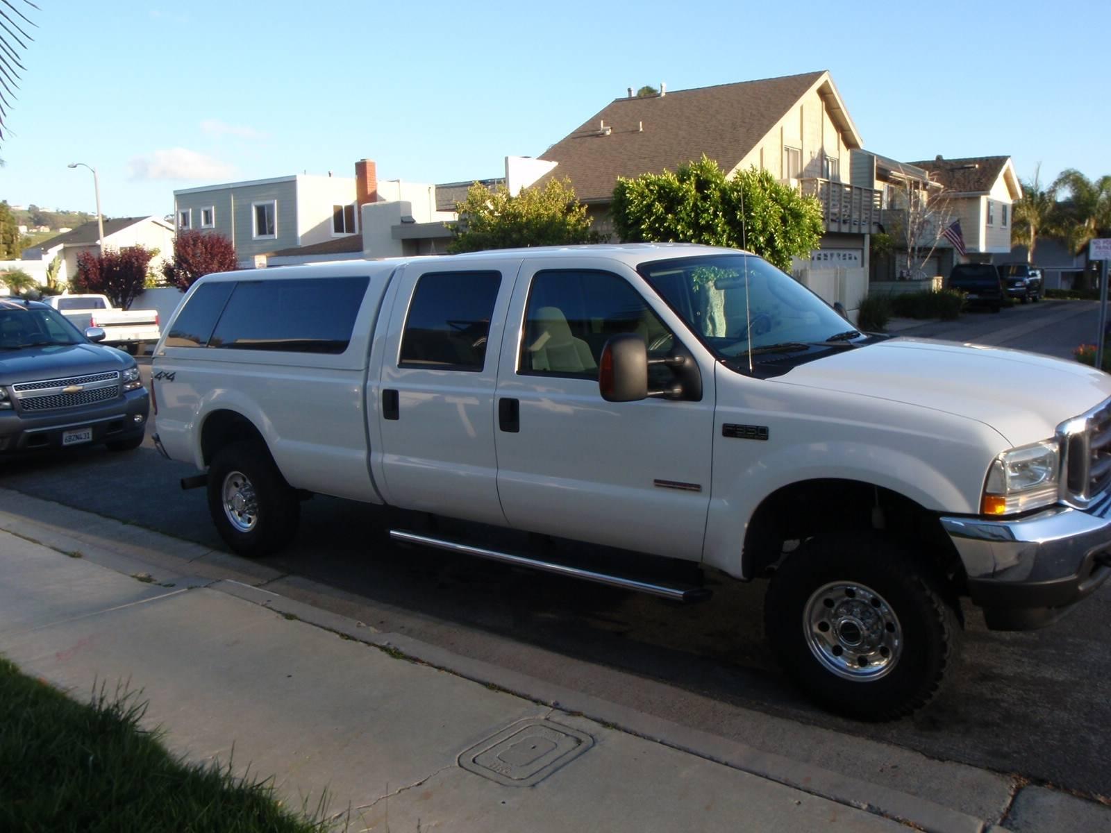2004 ford f 350 crew cab long bed 4x4 diesel bloodydecks. Black Bedroom Furniture Sets. Home Design Ideas