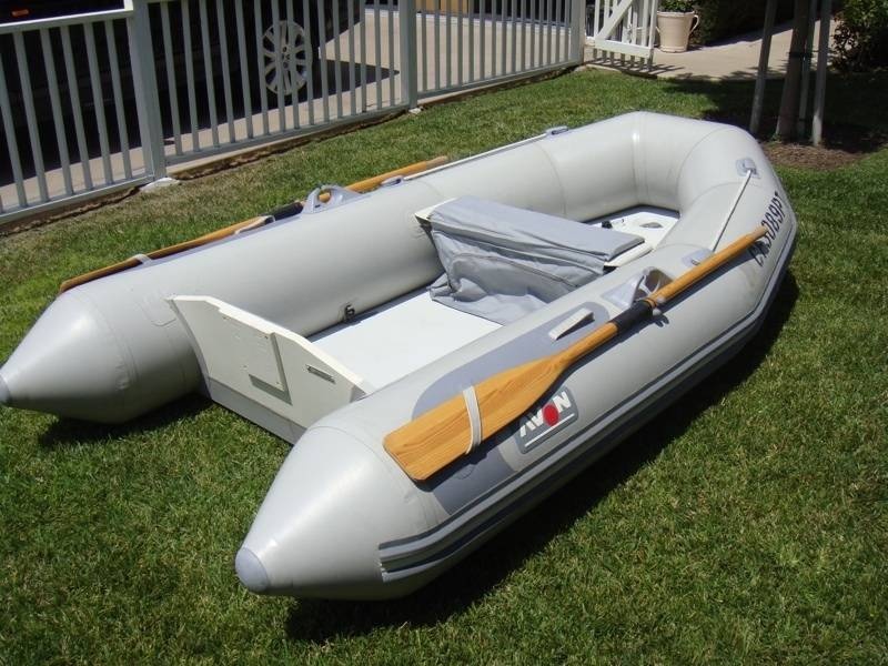 AVON Rover 280 Inflatable Boat   Bloodydecks