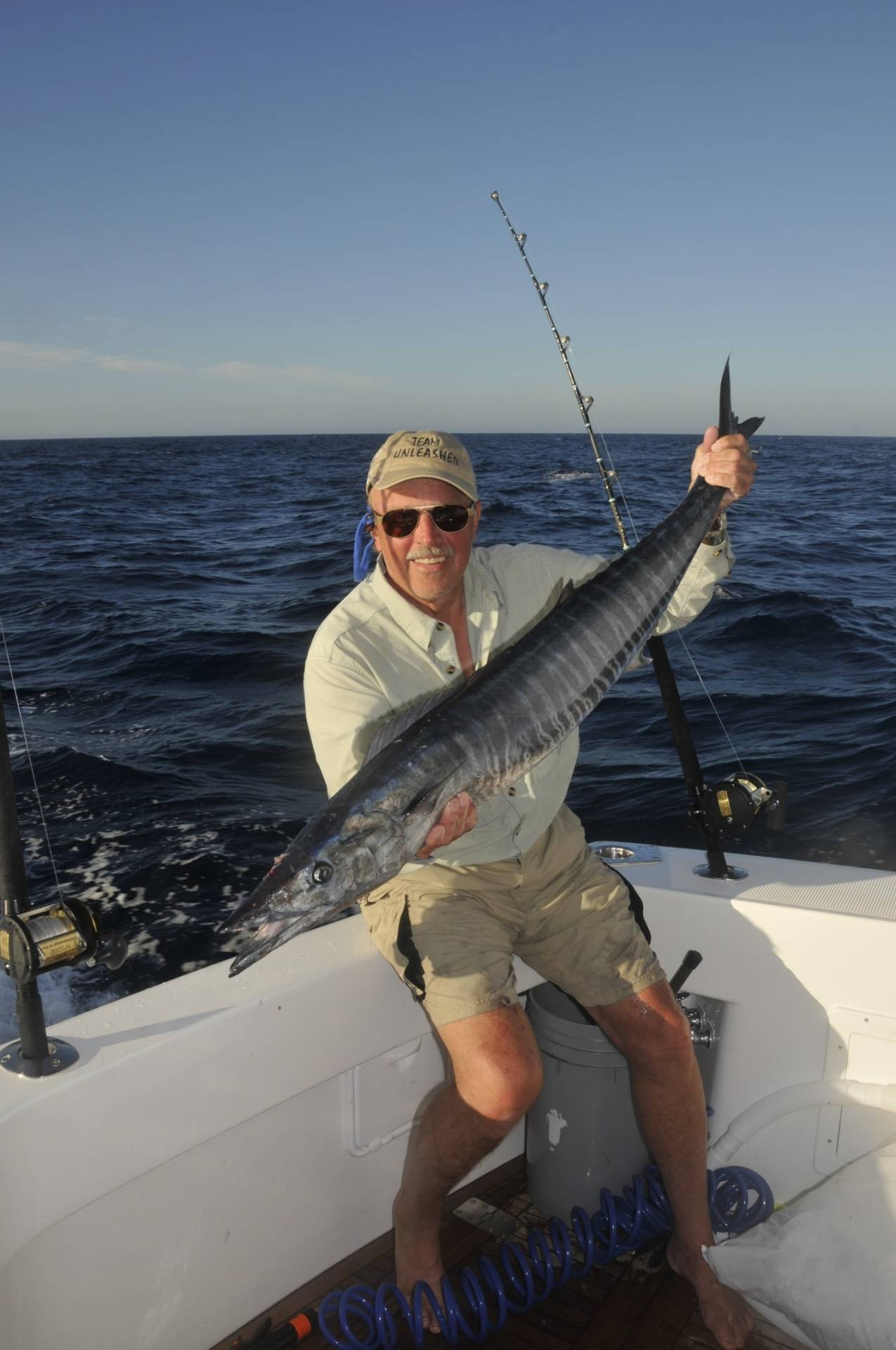Newport beach to cabo san lucas fishing report saltwater for Cabo san lucas fishing report