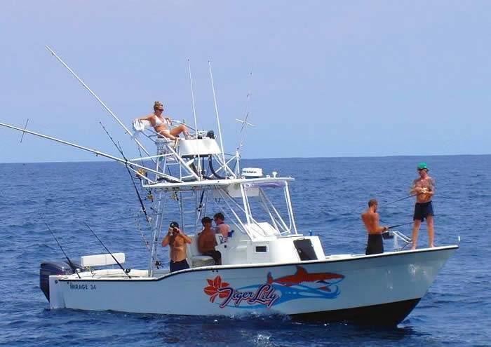 Mirage 32 39 cc dream boat bloodydecks for Santa barbara fishing charters