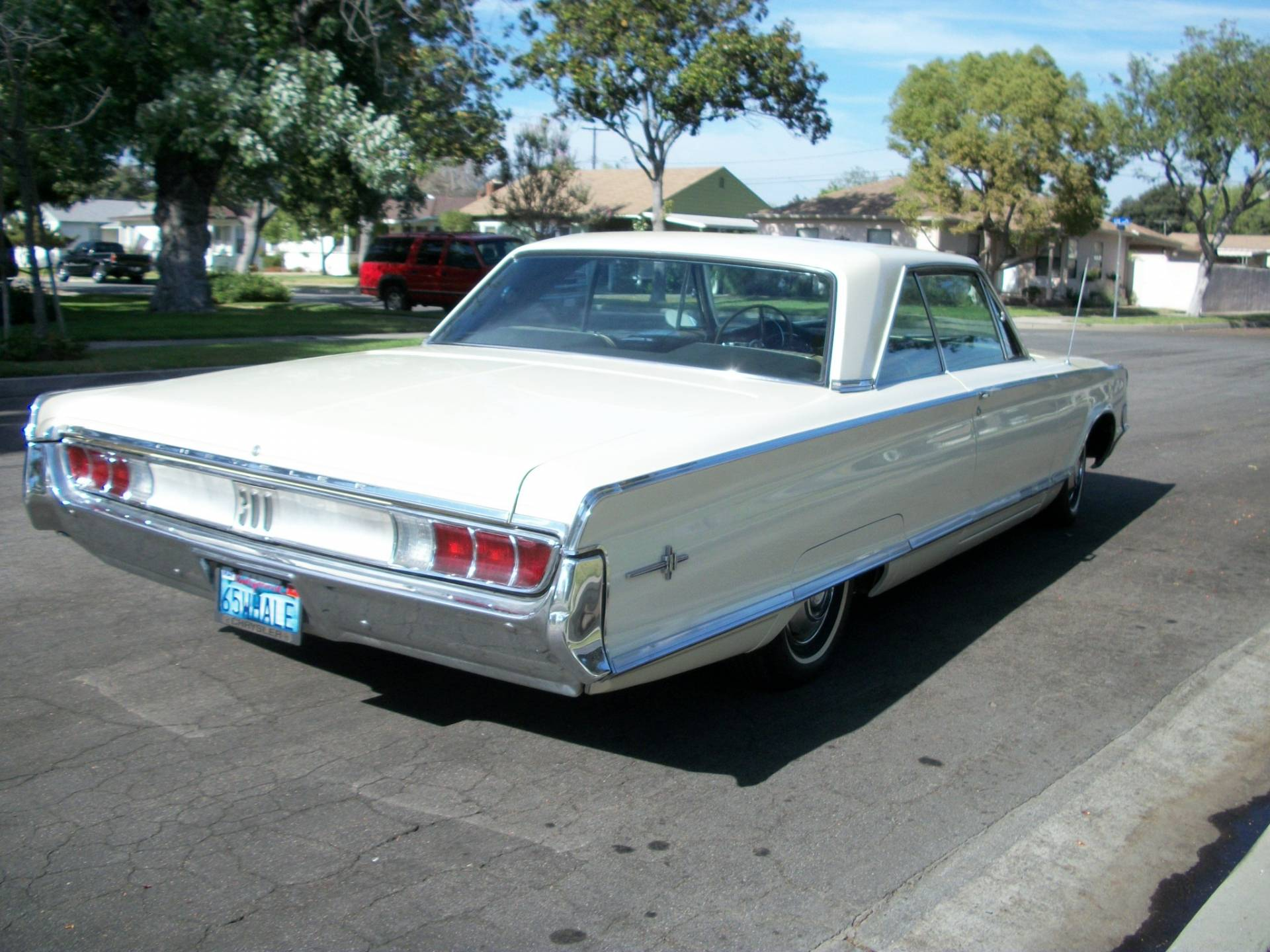 1965 Chrysler 300 2 Door Bloodydecks