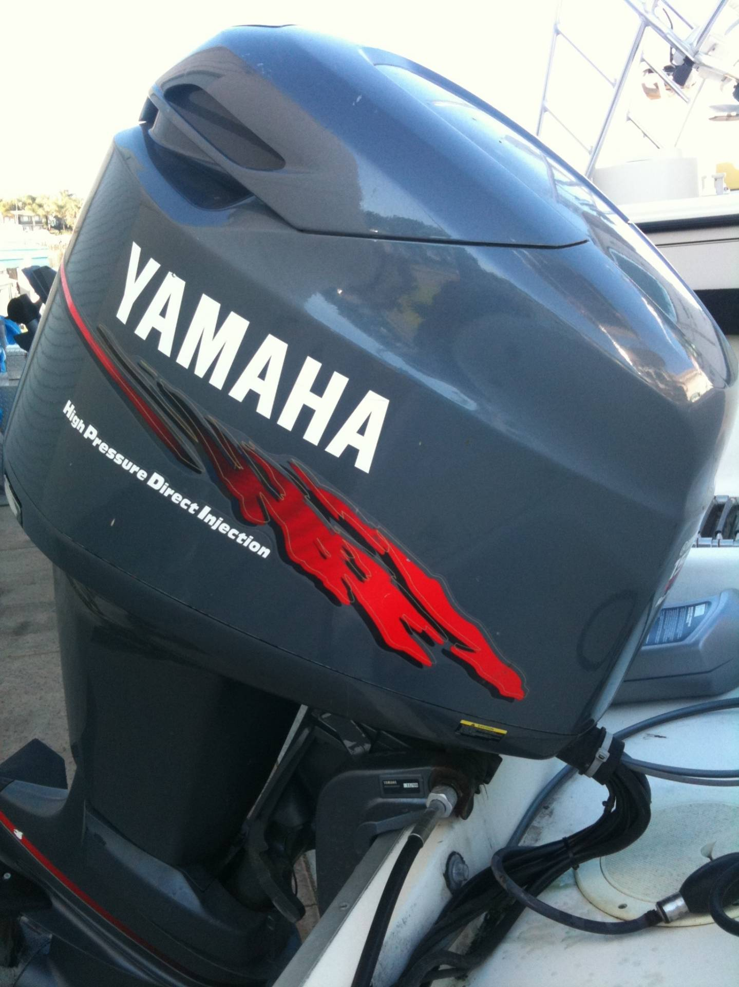 Yamaha 150 hp outboard cheeeeap bloodydecks for Yamaha outboard service san diego