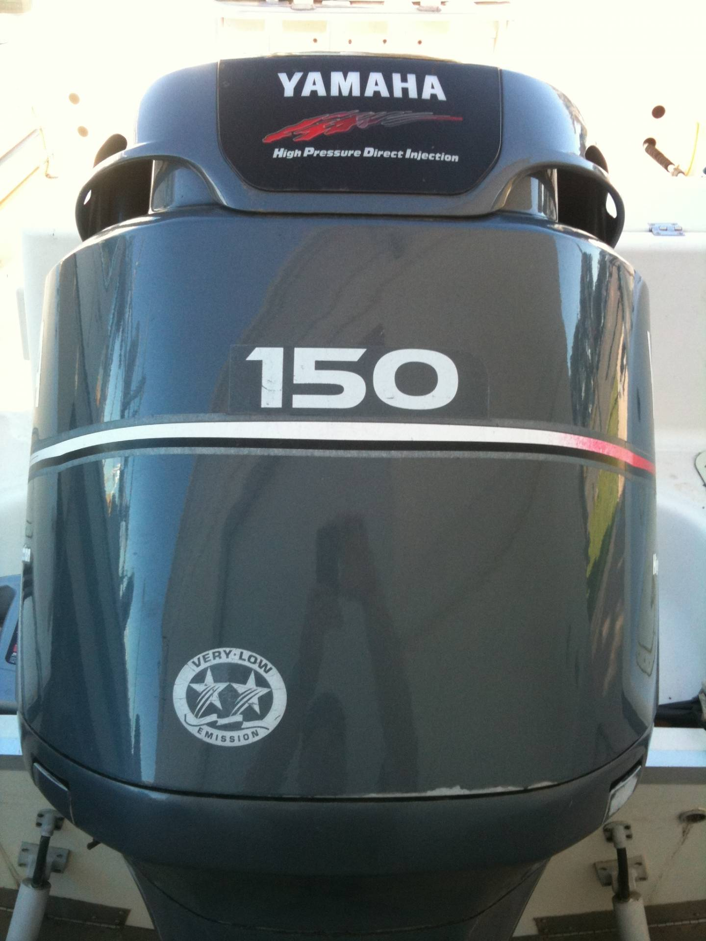 Yamaha 150 Hp Outboard    Cheeeeap