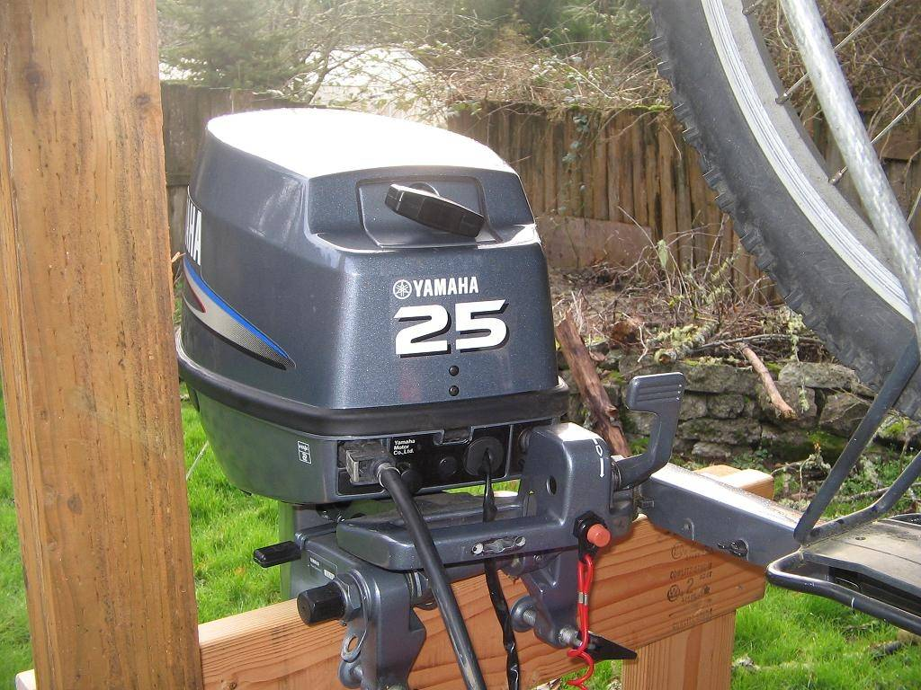 2008 25hp yamaha saltwater fishing forums for 25hp yamaha 2 stroke