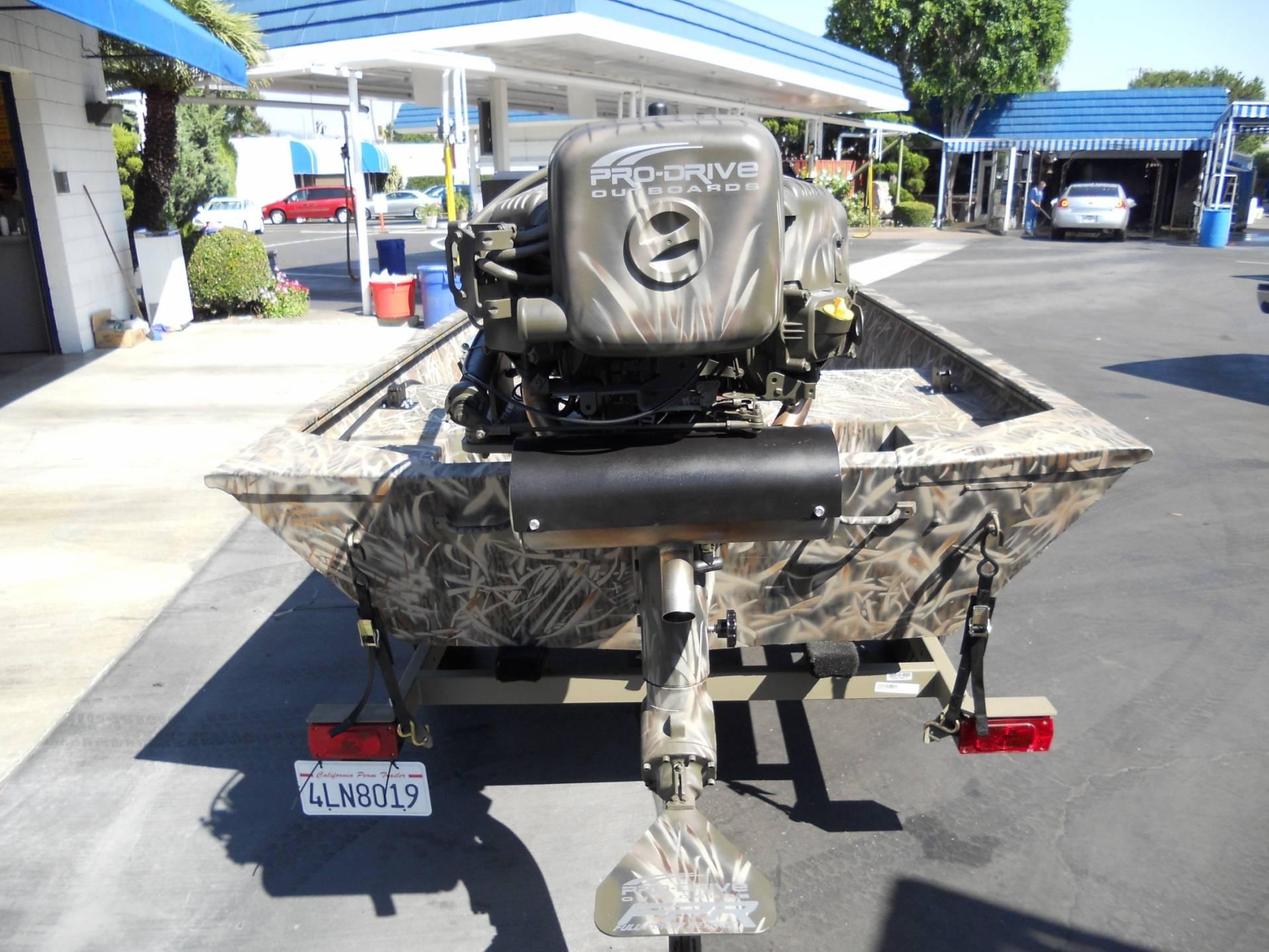 1648 Tracker Grizzly w/ 36 Prodrive mud motor | Bloodydecks