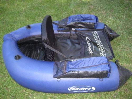 Outcast fish cat 4 float tube bloodydecks for Fish cat 4