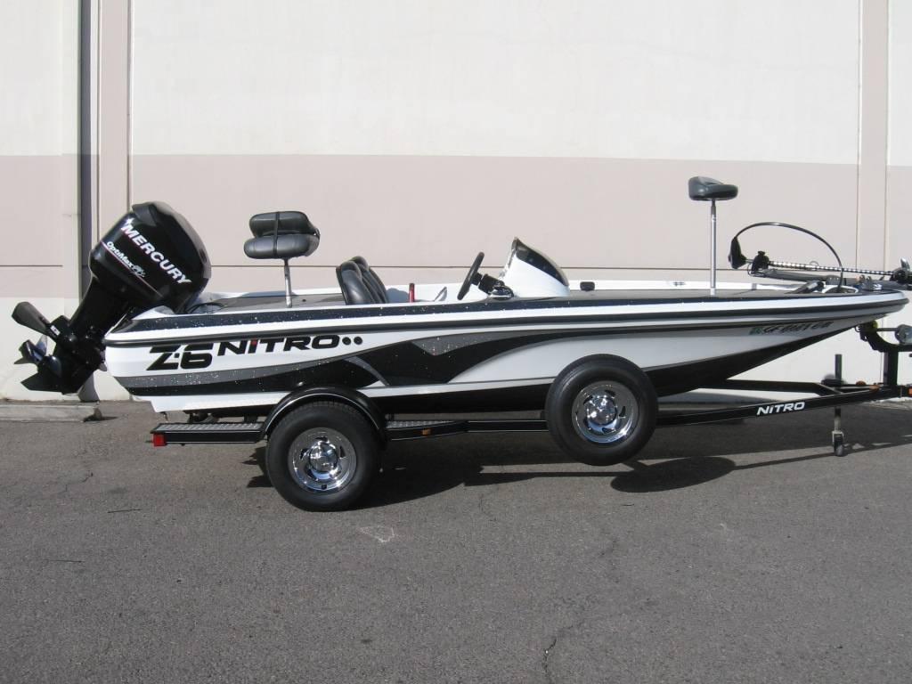 2008 nitro z 6 still under warranty saltwater for Nitro fishing rods