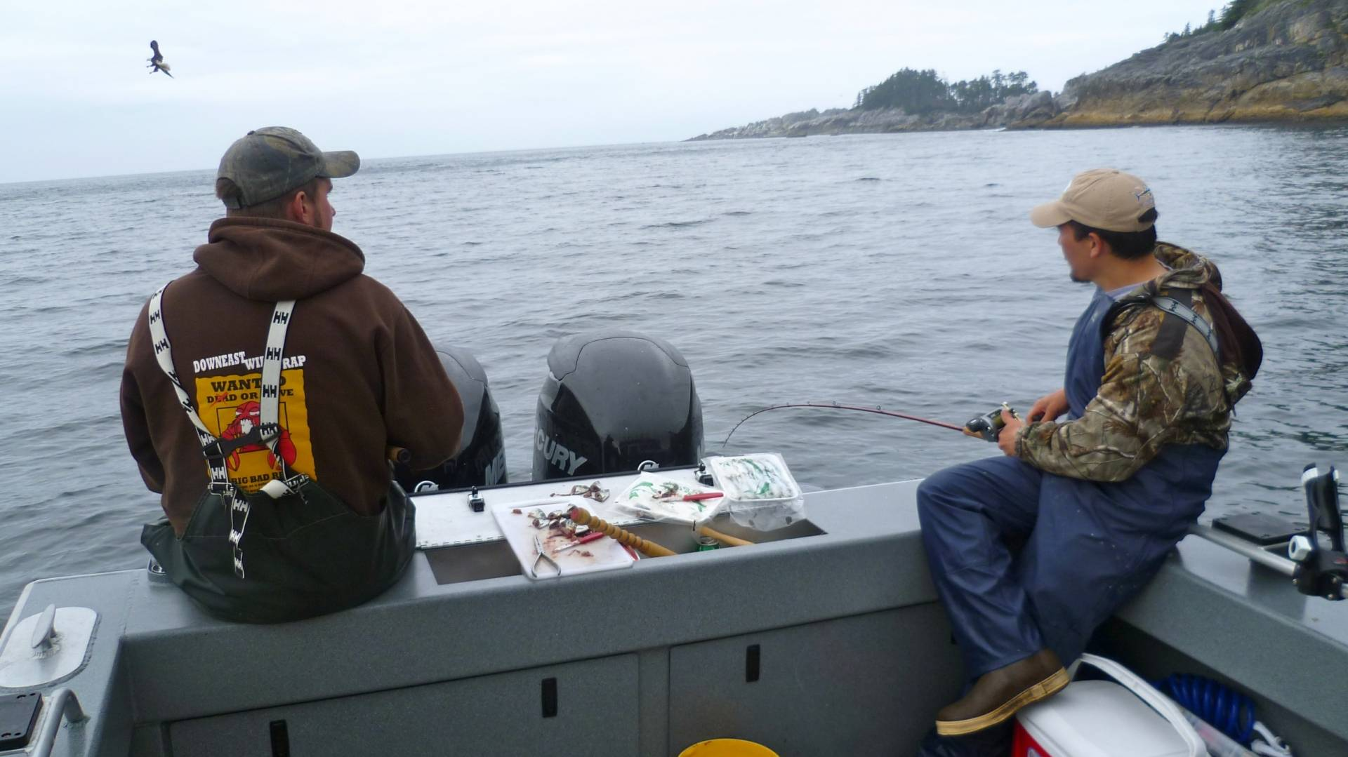 Fishing prince of wales island with capt raf bloodydecks for Prince of wales island fishing