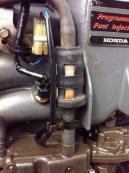 honda bf 130  u0026quot vapor chamber u0026quot  and high pressure fuel filter