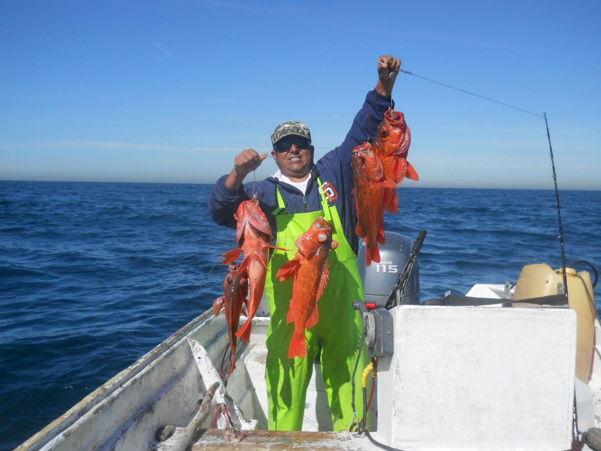 Popotla rosarito bloodydecks for Seal beach fishing
