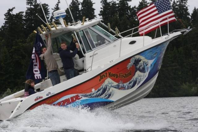 Boat Wraps Vinyl Saltwater Fishing Forums