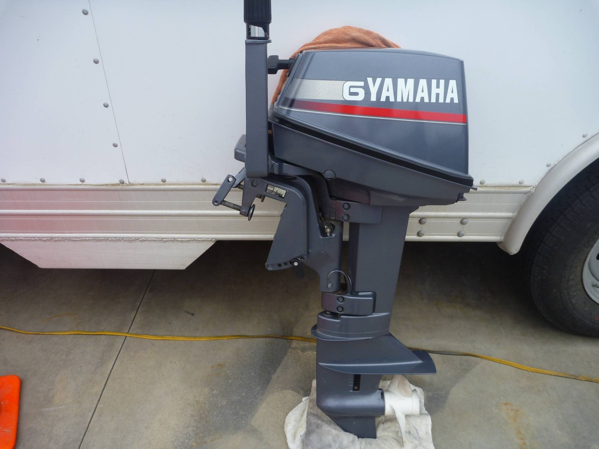 Yamaha 6hp outboard saltwater fishing forums for Yamaha outboard parts house
