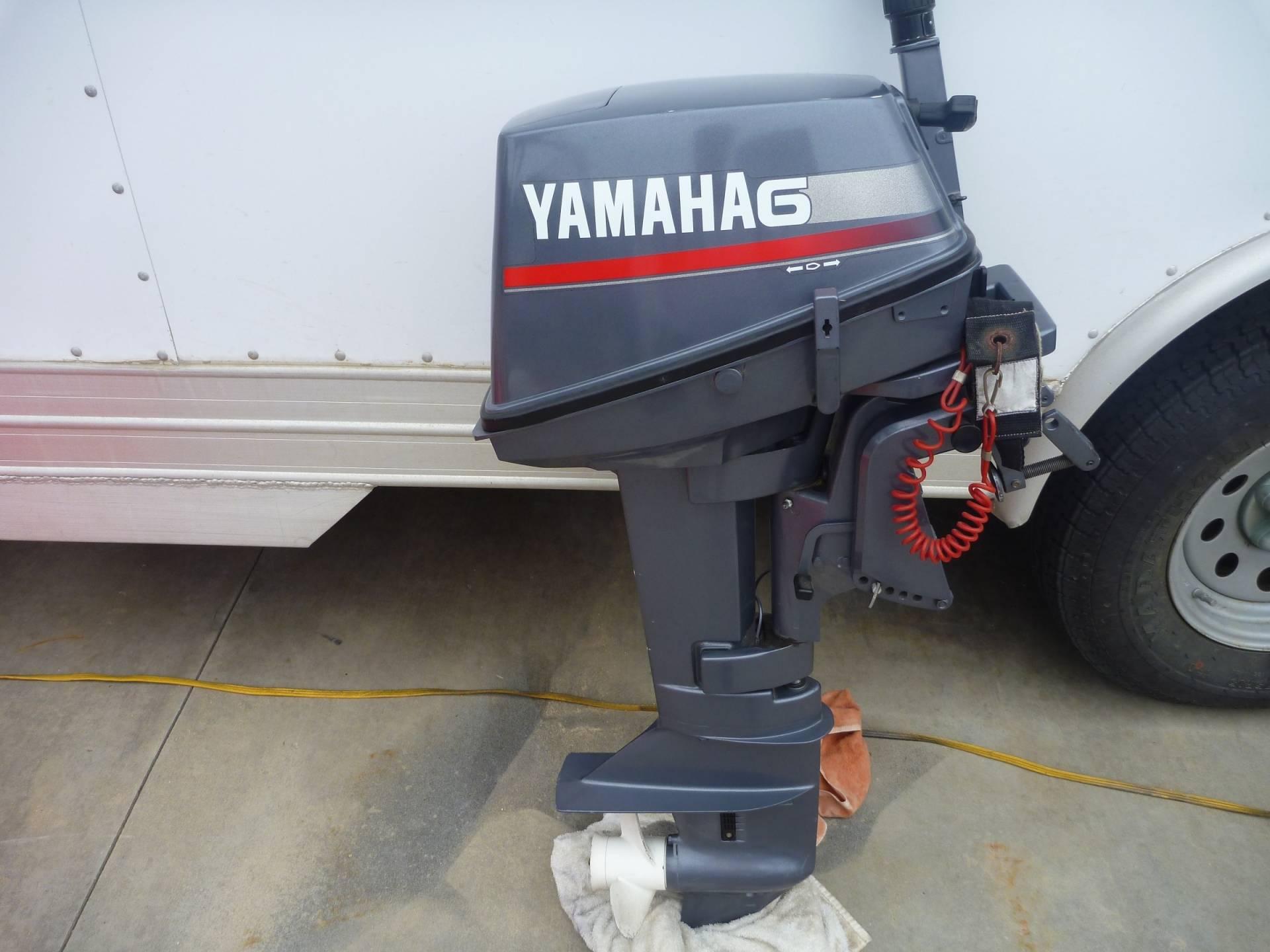 Yamaha 6hp Outboard Bloodydecks
