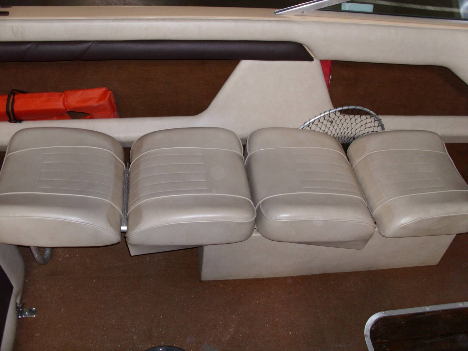 1984 CHRIS CRAFT SCORPION 186 18'6