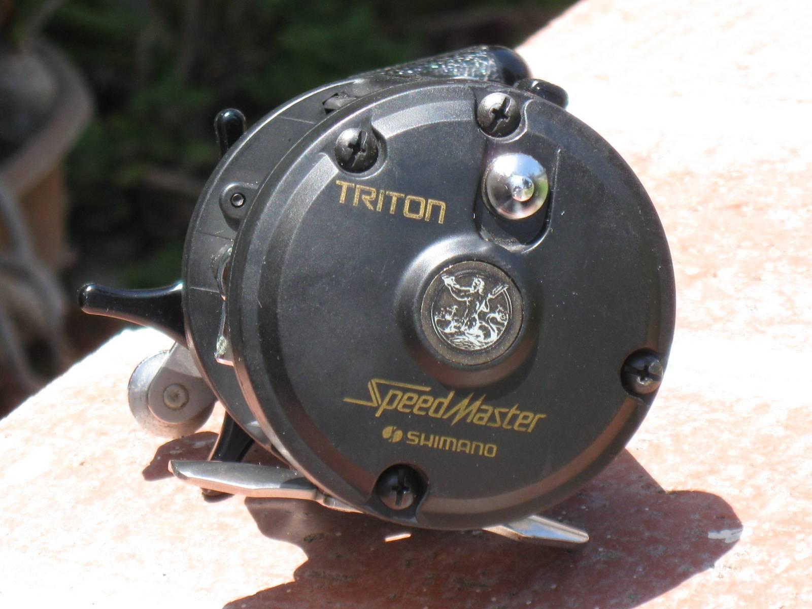 Shimano SpeedMaster TSM 100 FS   Bloodydecks
