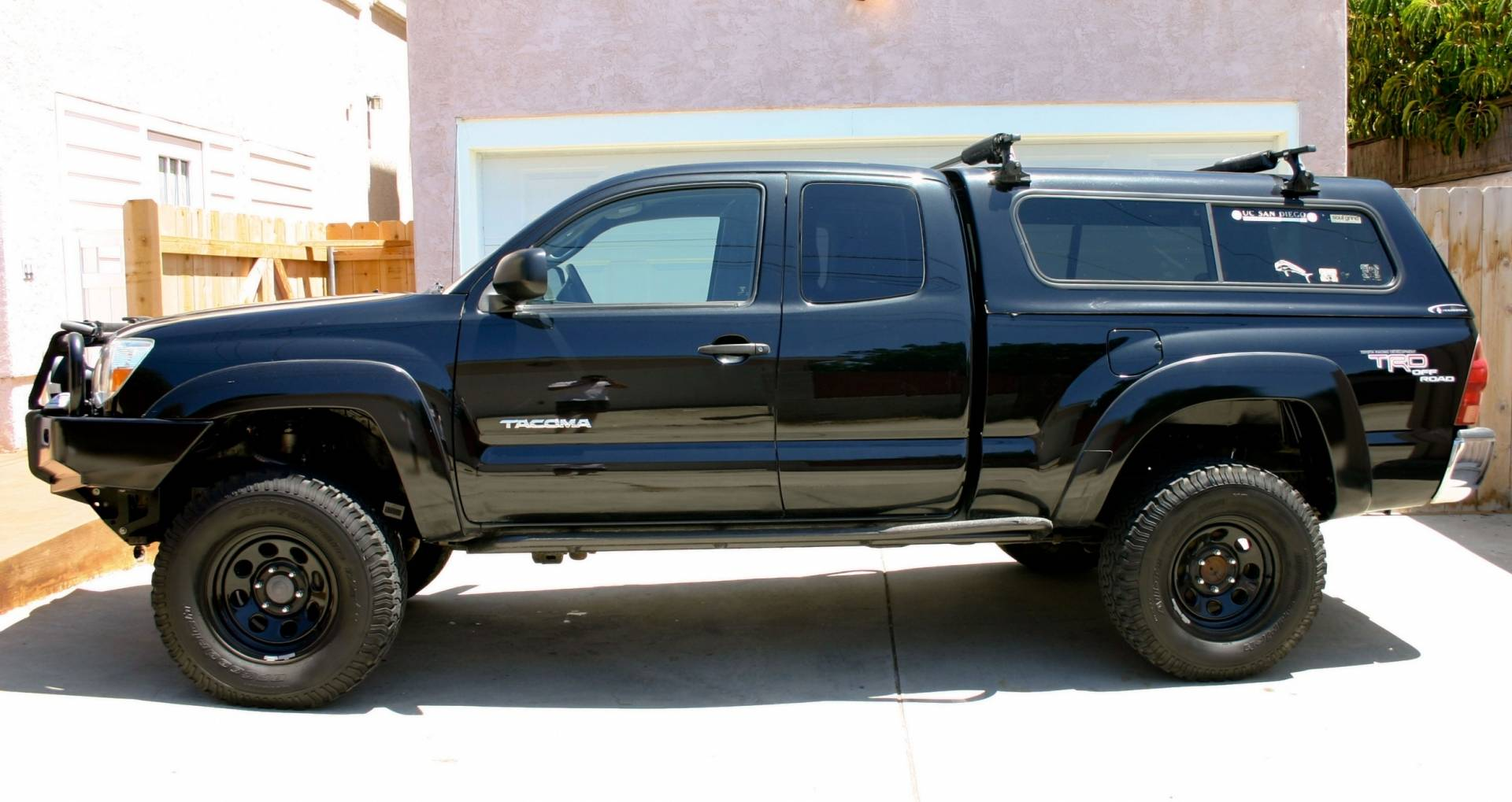 Lifted Toyota Tacoma For Sale >> 2005 Toyota Tacoma TRD Lifted $18750 | Bloodydecks