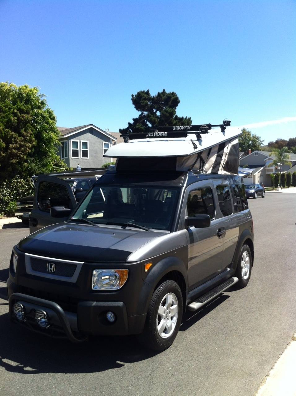 Fs 2005 Honda Element Ex Ecamper Pop Top Bloodydecks