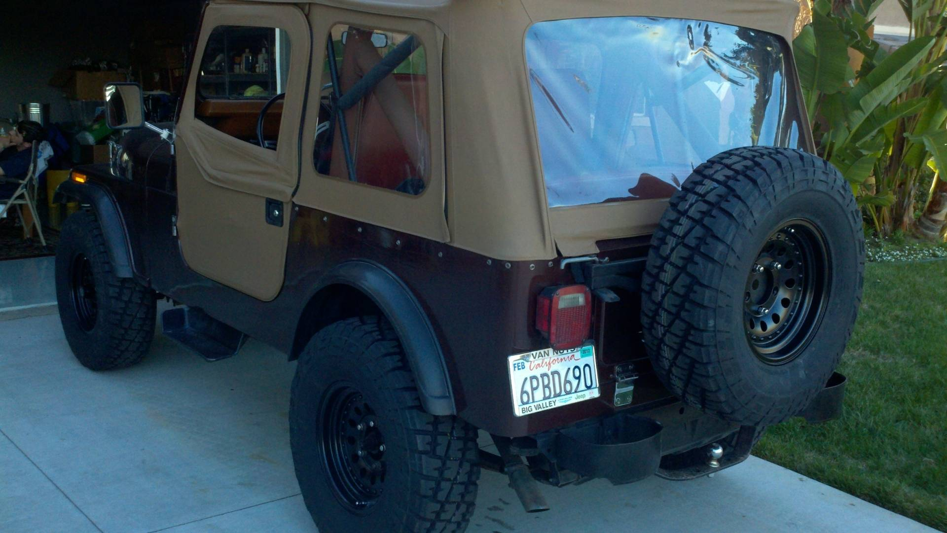 84 Jeep CJ7 For Sale