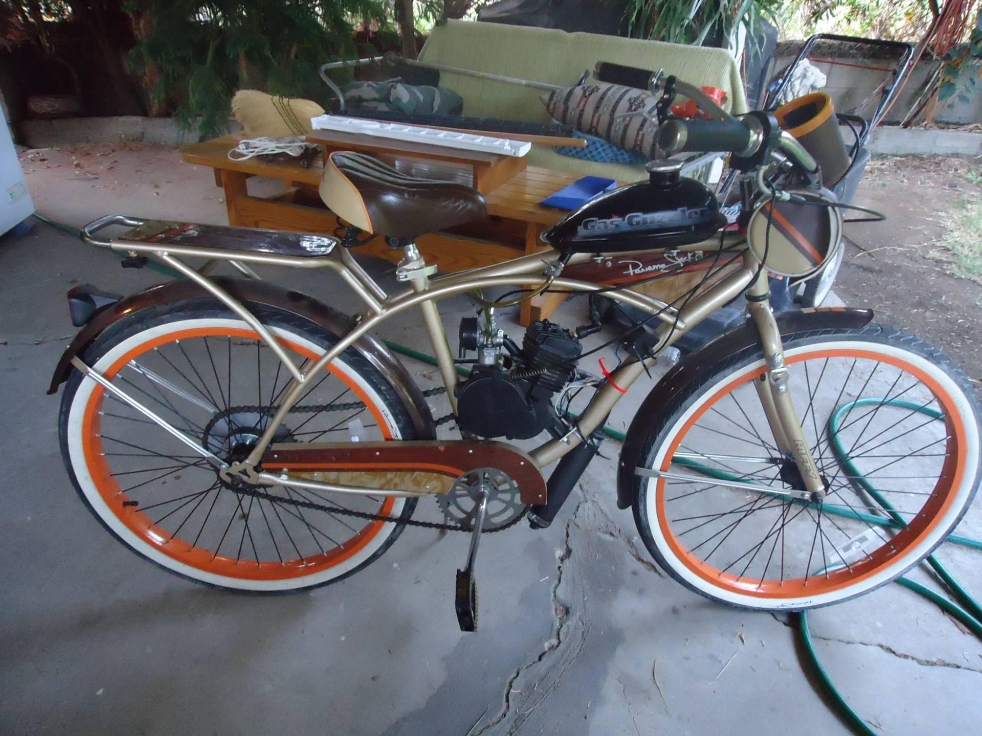 Motorized Panama Jack Beach Cruiser Bike  Saltwater Fishing Forums
