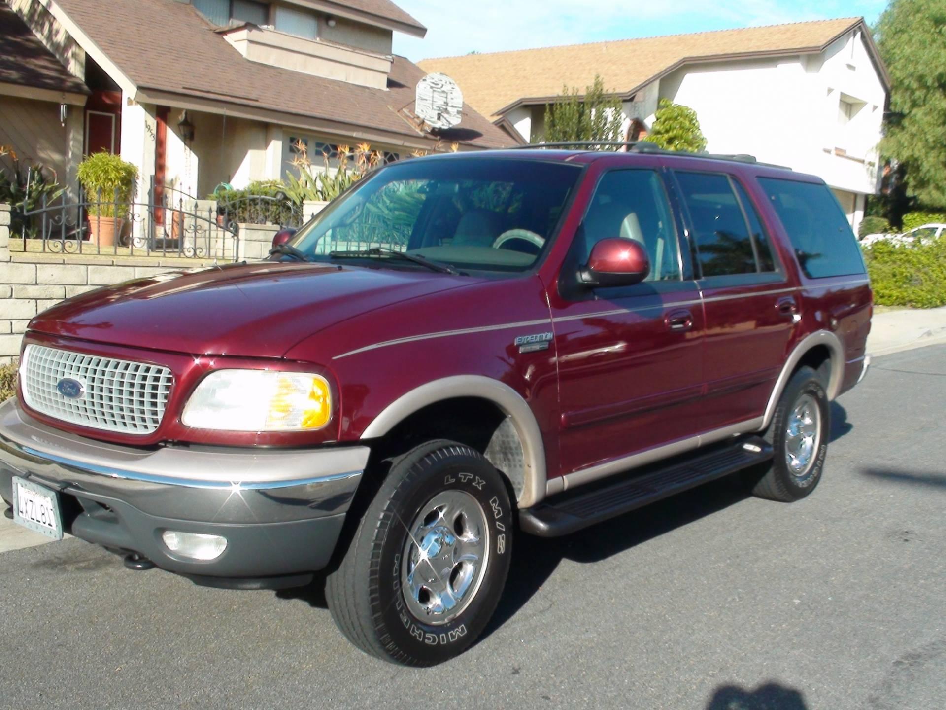 Used 2016 Ford Explorer >> 1999 Ford Expedition 4x4 Eddie Bauer | Bloodydecks