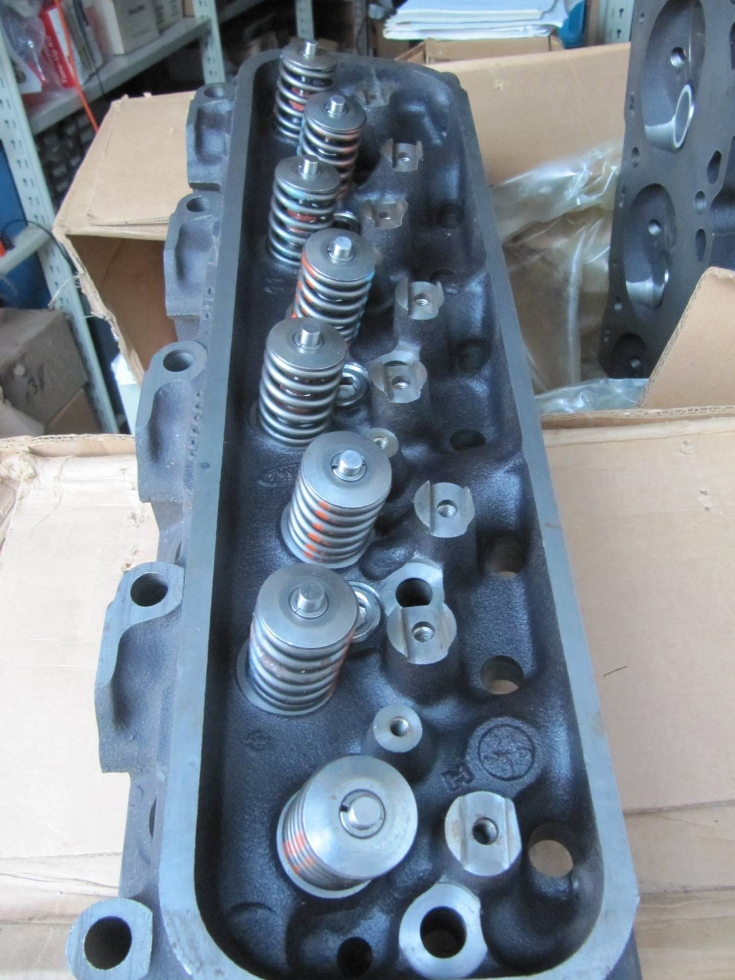 Ford 429/460 Cylinder Heads, New In Box | Bloodydecks