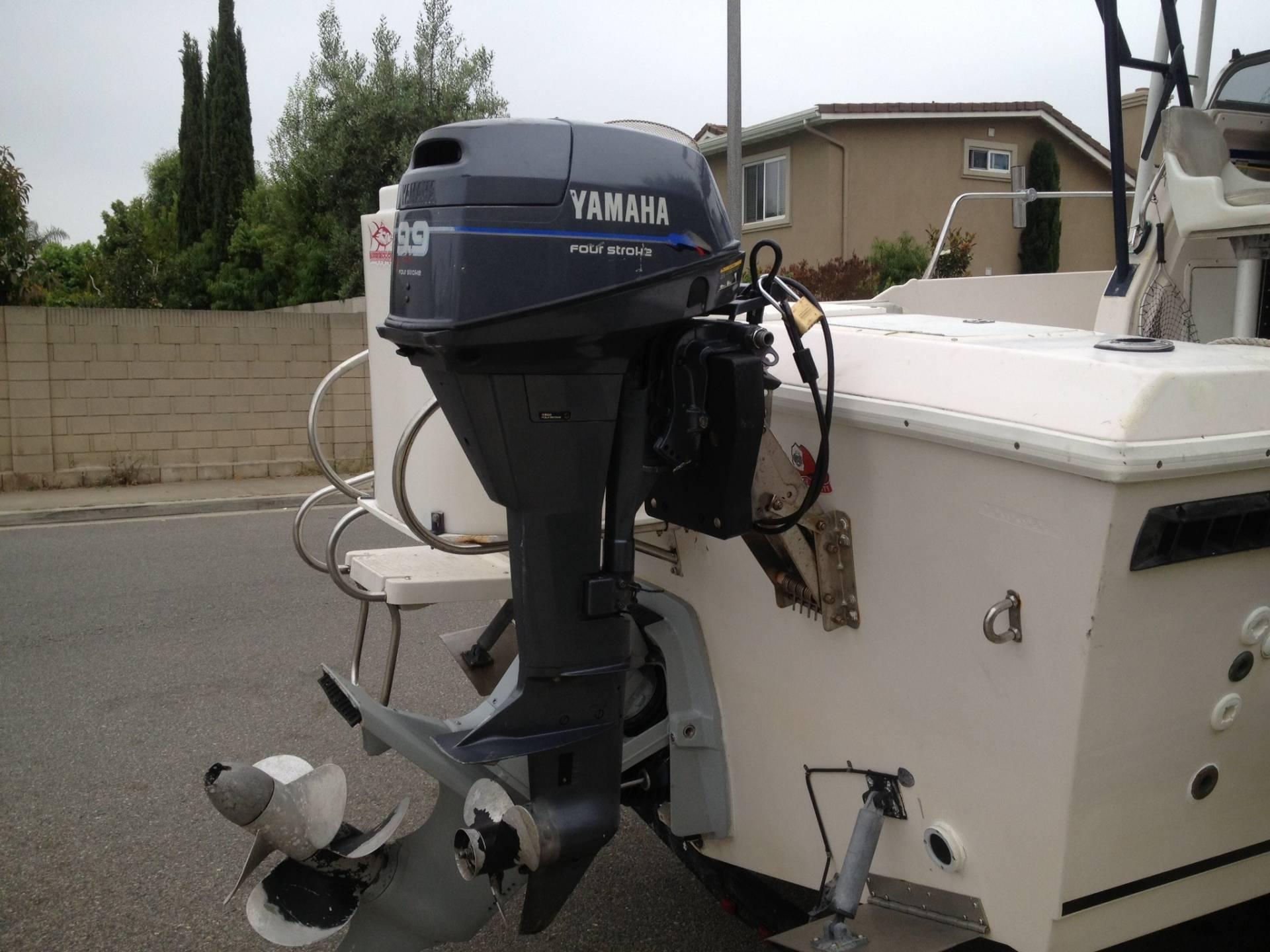 Yamaha   High Thrust Outboard For Sale