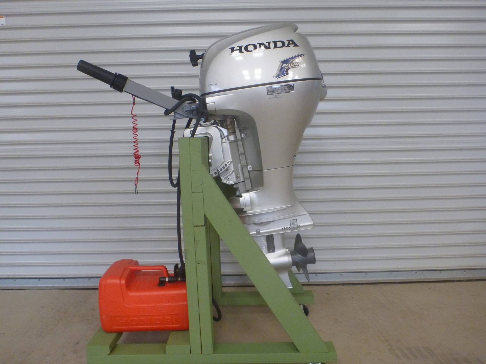 2012 BF 20HP Honda Outboard Short Shaft - $2900 | Bloodydecks