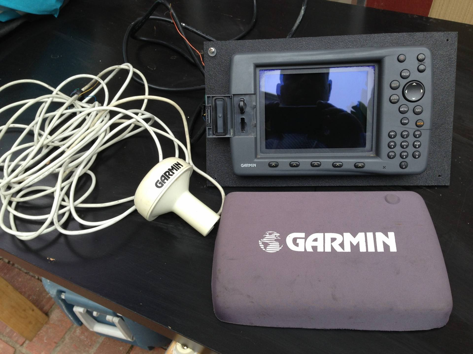 1013623_3058409605825d07c7dbf6079dfd409e for sale garmin gps 2006c color plotter, chart card and gps 17 Garmin GPS Wire Layout at creativeand.co