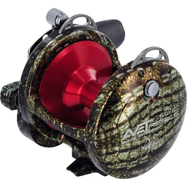 Can I get some votes for color preference on an Avet reel