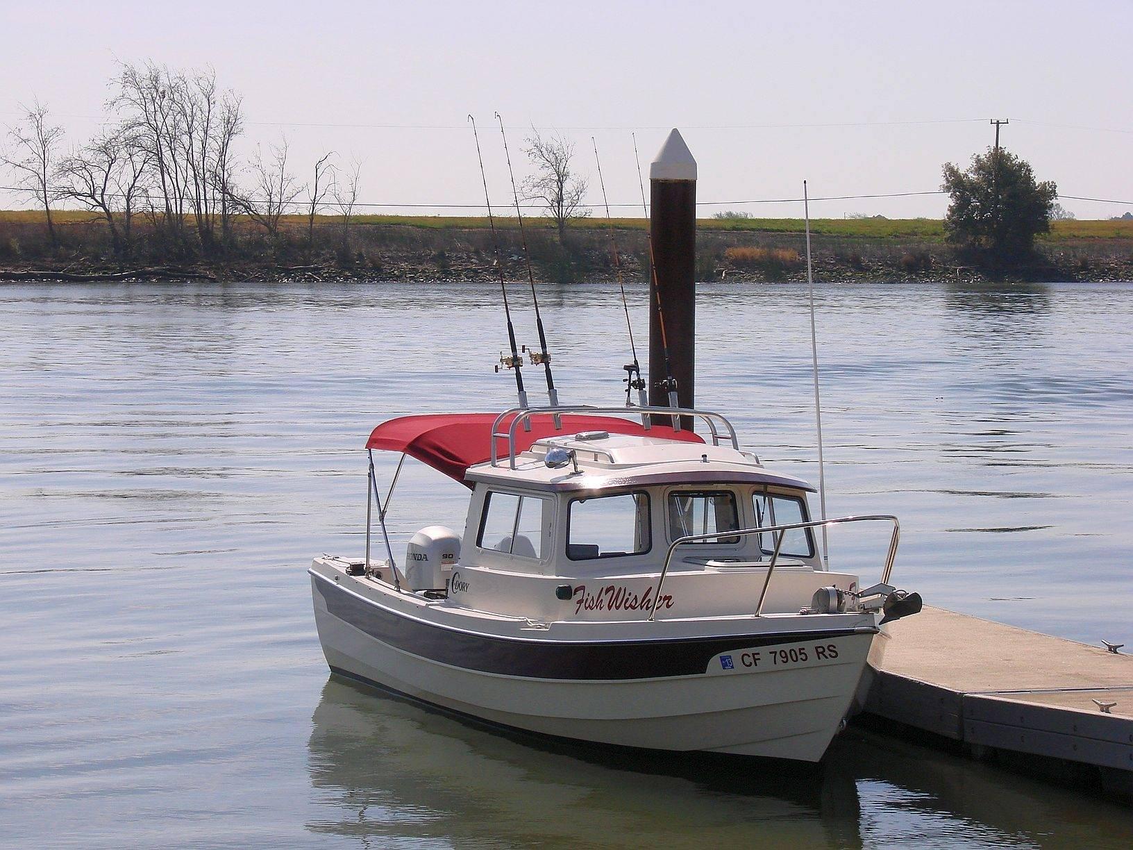 C dory 22 39 angler 2009 for sale bloodydecks for Angler fish for sale