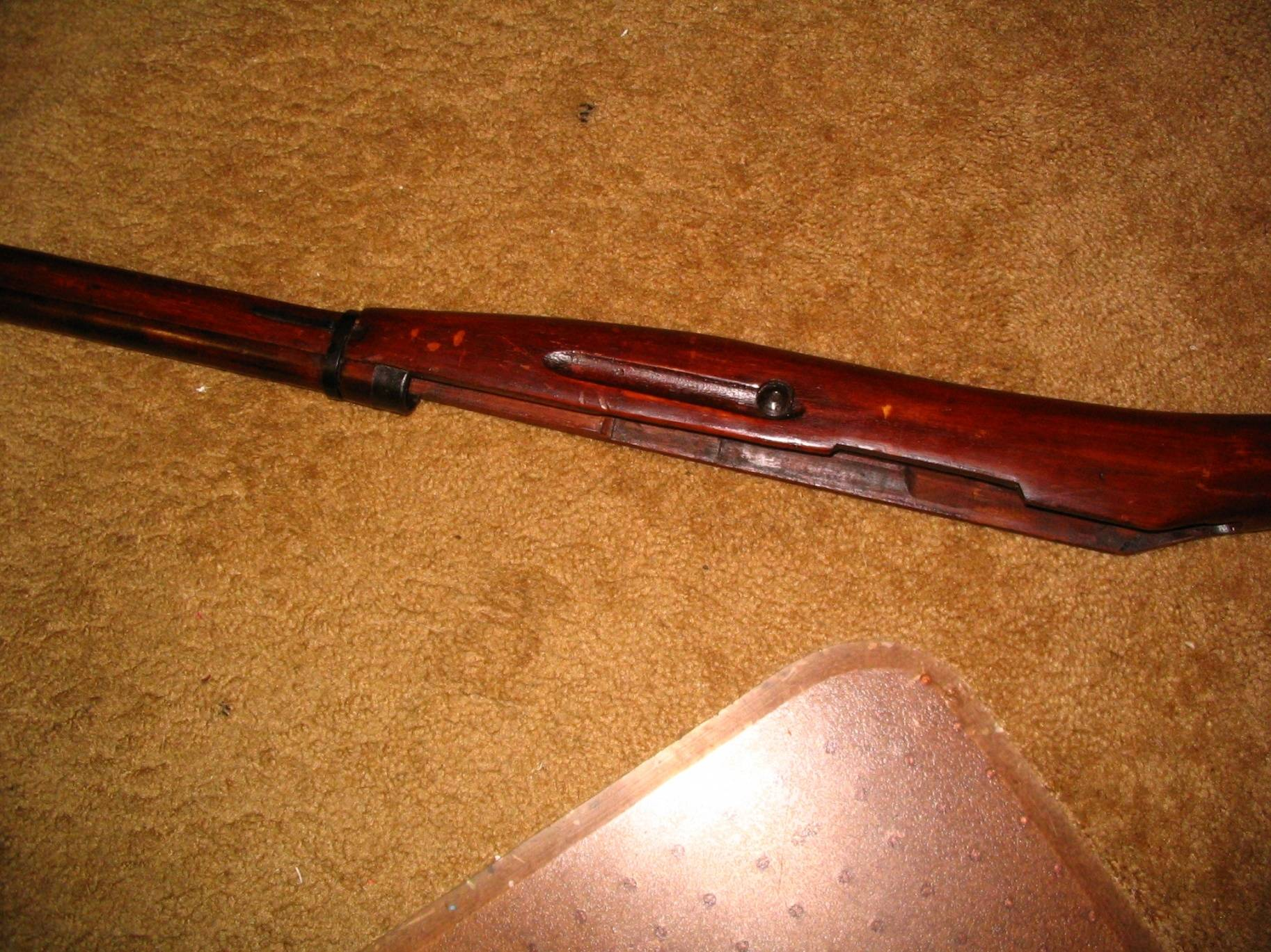 Nice Mosin Nagant 91 30 Stockcomplete With Cleaning Rodsan Parts Diagram Stock 005