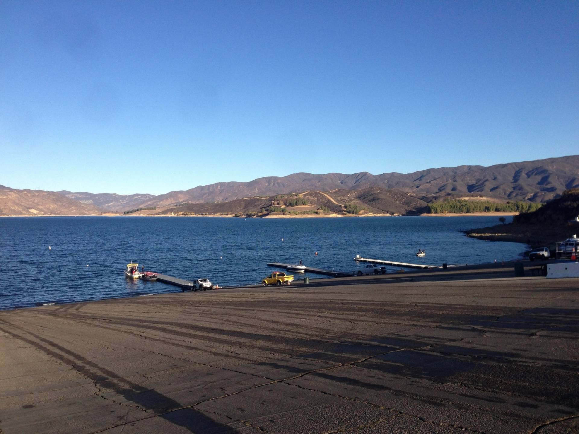 Castaic lake report 12 01 with guide rich tauber for Castaic fishing report