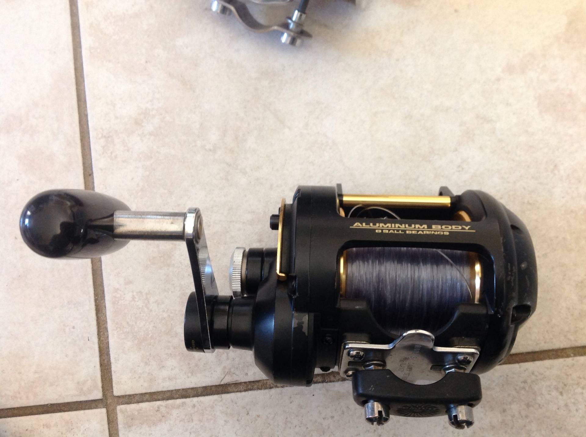 Up for sale fishing rods and reels bloodydecks for Fishing rods and reels for sale