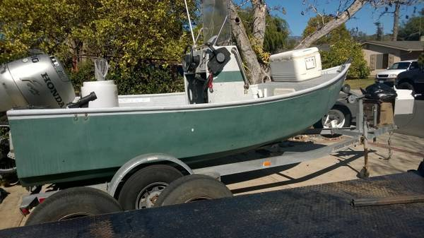 Anderson greenough 16 39 saltwater fishing forums for Fishing boats for sale craigslist