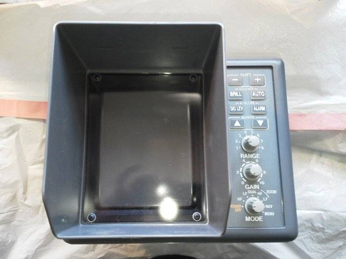 for sale: furuno fcv-667 color fish finder | saltwater fishing forums, Fish Finder
