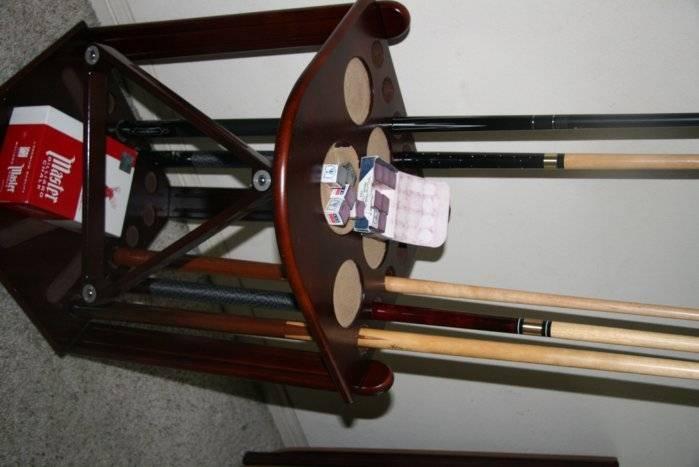 DLT Full Size Slate Cherry Finish Pool Table Bloodydecks - Dlt pool table
