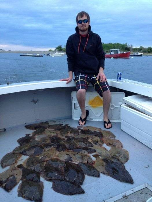 2014 mass bay guides fishing report saltwater fishing forums for Mass fishing report