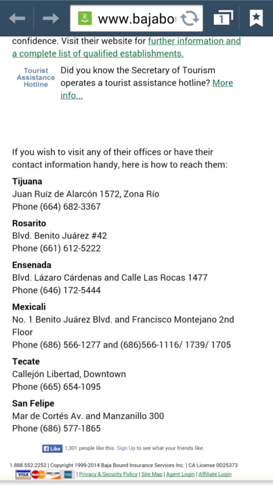 Mexican fishing licenses page 7 bloodydecks for Mexican fishing license